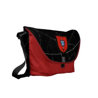 Portuguese Army Commandos Courier Bag