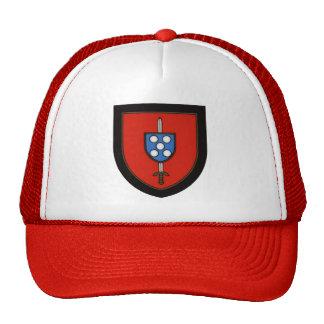 Portuguese Army Commandos Mesh Hats