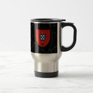 Portuguese Army Commandos Travel Mug