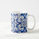 Portuguese Azulejo Glazed Tiles Coffee Mug at Zazzle