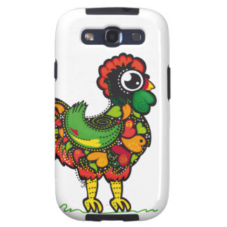 Portuguese Barcelos Rooster Samsung Galaxy S3 Cover