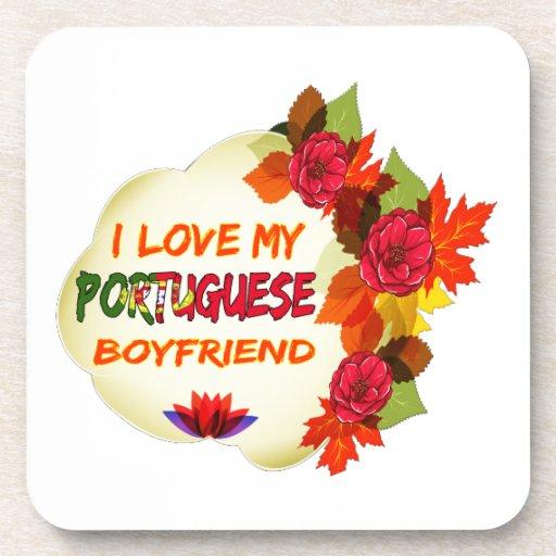 Portuguese Boyfriend Design Coaster