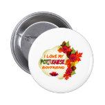 Portuguese Boyfriend Design Pin