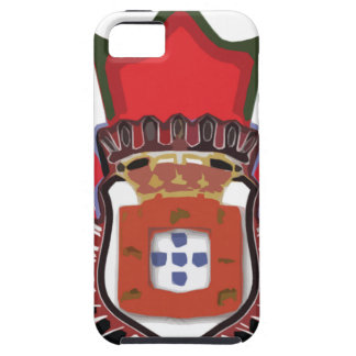Portuguese canadian color iPhone 5 cover