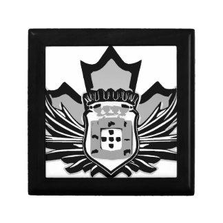Portuguese canadian jewelry box