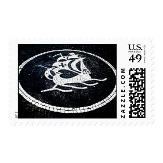 Portuguese caravel stamps