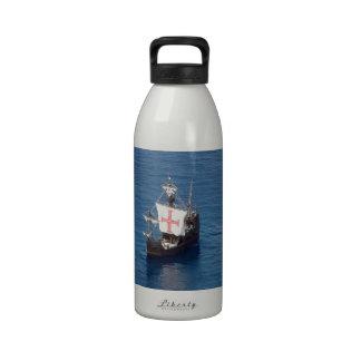 Portuguese Caravel Reusable Water Bottles