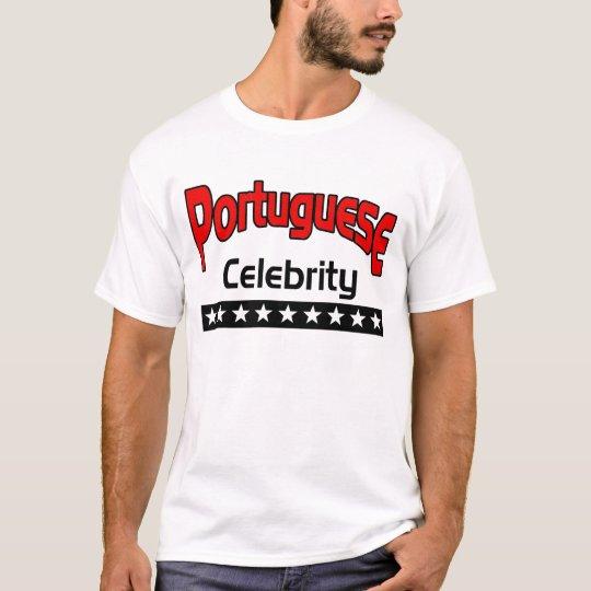 Portuguese Celebrity T-Shirt