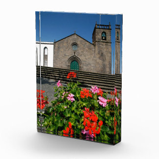 Portuguese church award