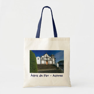 Portuguese church canvas bag