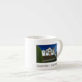 Portuguese church espresso cup