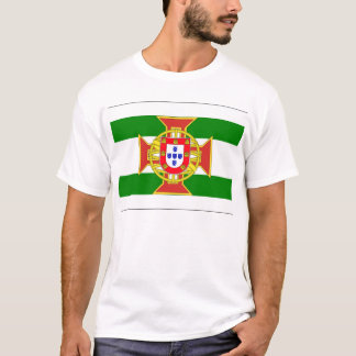Portuguese Colony Governor General, Myanmar T-Shirt
