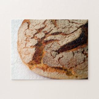 Portuguese corn bread jigsaw puzzle