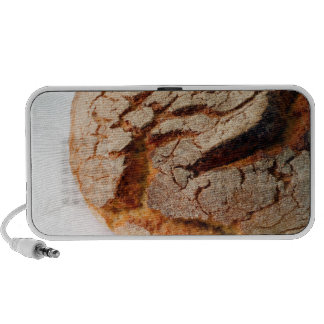 Portuguese corn bread portable speaker