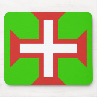 Portuguese Cross Mousepad