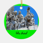 Portuguese Discoveries* Christmas Ornament