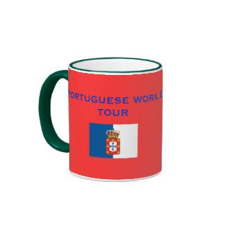 Portuguese Discoveries Coffee Mug