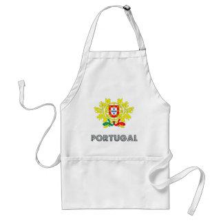Portuguese Emblem Apron