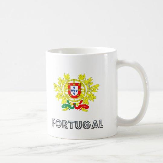 Portuguese Emblem Coffee Mug