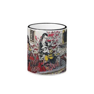 Portuguese: Fado Vadio - Alfama Lisboa Coffee Mugs