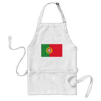 Portuguese Flag Adult Apron