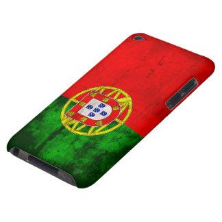 Portuguese Flag iPod Case-Mate Cases