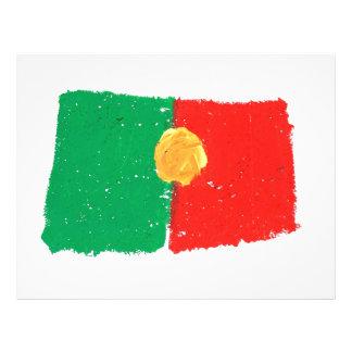 Portuguese Flag Flyer