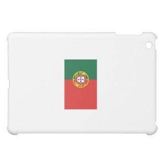 Portuguese flag iPad case