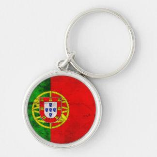 Portuguese Flag Key Chains