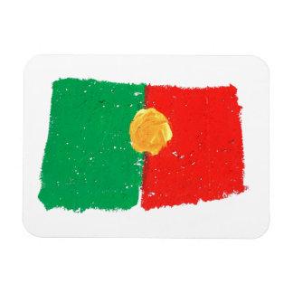Portuguese Flag Magnet
