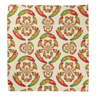 Portuguese flag pattern bandana