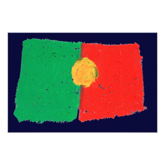 Portuguese Flag Photo