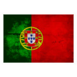 Portuguese Flag Posters