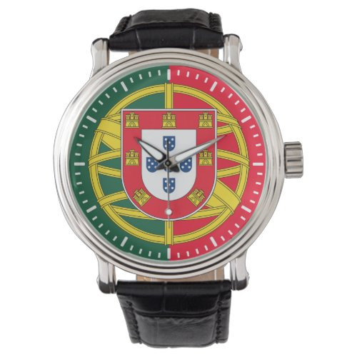 Portuguese flag quality watch