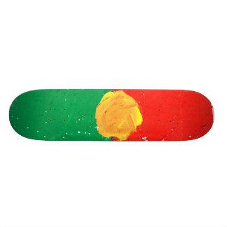 Portuguese Flag Skate Decks