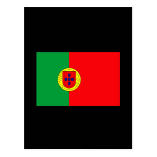 Portuguese Flag T-shirts and Gifts Postcard