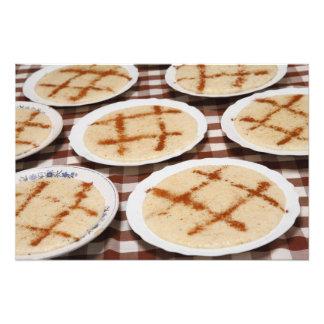 Portuguese food art photo