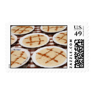 Portuguese food postage stamps