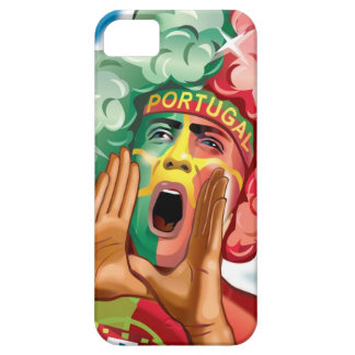 Portuguese Football Fan Reaction iPhone 5 Case