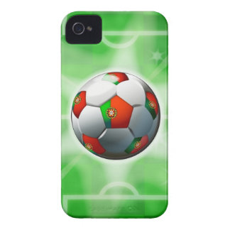 Portuguese Football / Soccer iPhone 4 Case