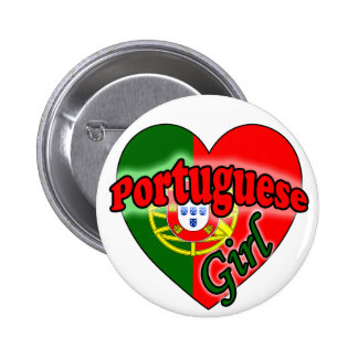 Portuguese Girl Buttons