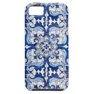 Portuguese Glazed Tiles iPhone SE/5/5s Case