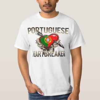 Portuguese Heartbreaker T-Shirt
