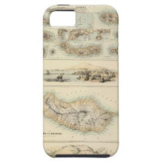 Portuguese Islands in the Atlantic Ocean iPhone SE/5/5s Case