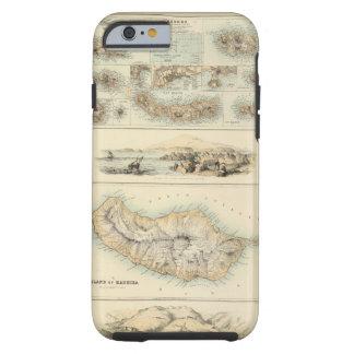 Portuguese Islands in the Atlantic Ocean Tough iPhone 6 Case