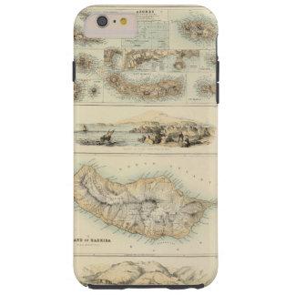 Portuguese Islands in the Atlantic Ocean Tough iPhone 6 Plus Case