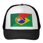 Portuguese Language, hybrids Hats