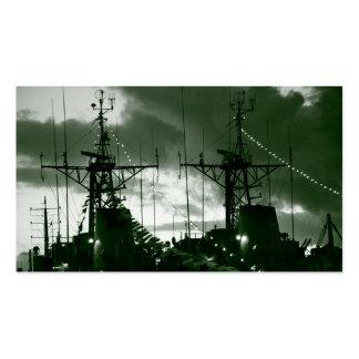 Portuguese Navy frigates Business Card