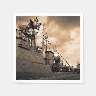 Portuguese Navy frigates Disposable Napkins