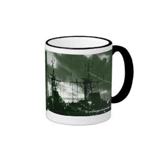 Portuguese Navy frigates Ringer Mug